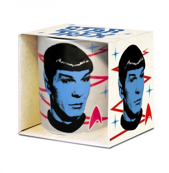 Star Trek Spock Kafeebecher ca.300ml