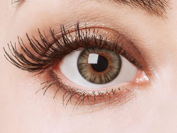 Big Eyes Dolly grau