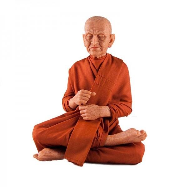 Mönch aus Fiberglass Long Phu Toh