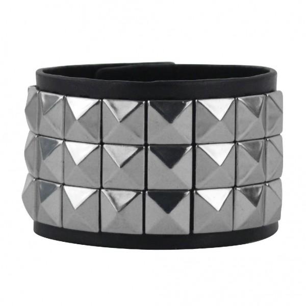Pyramiden Armband