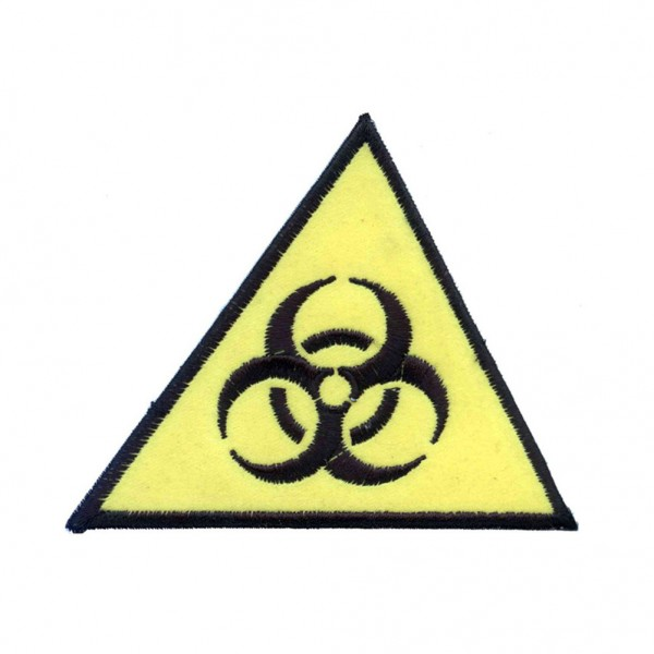 Biohazard Signal Patch