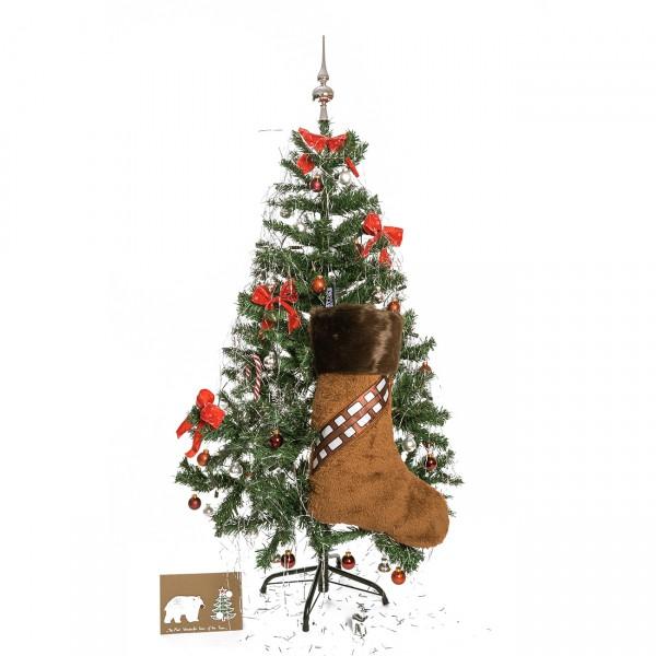 Star Wars Chewbacca Nikolausstiefel