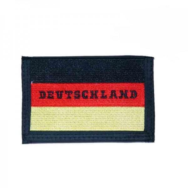 Geldbörse mit Deutschland Stikerei inklusive Kette