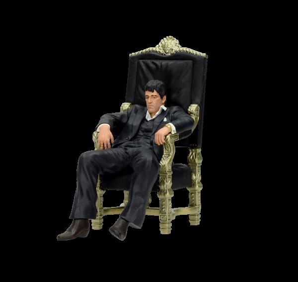 Scarface Tony Montana Dekofigur