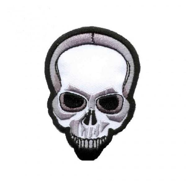 Alien Totenkopf Patch