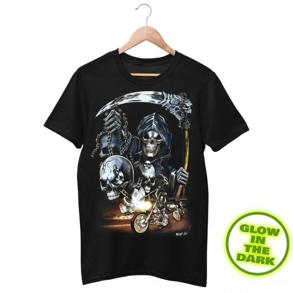 Wild Glow in the Dark The Last Ride T-Shirt