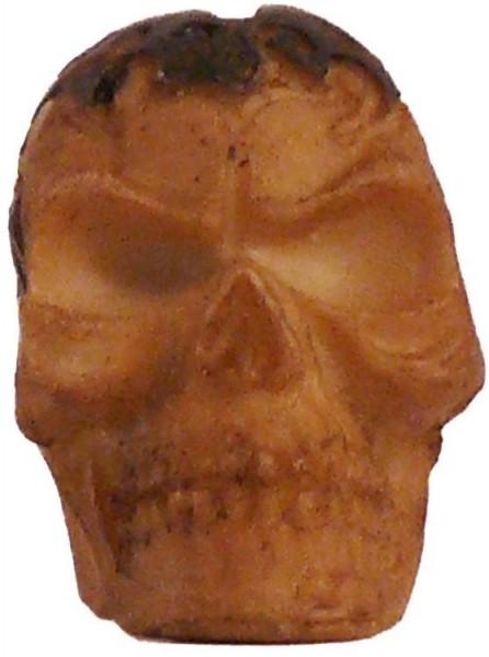 Rockabilly Totenkopf Glutkiller Black Head