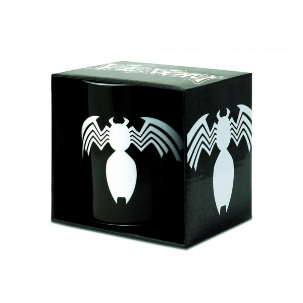 Venom Logo Tasse Logo Tasse Schwarz ca. 300ml