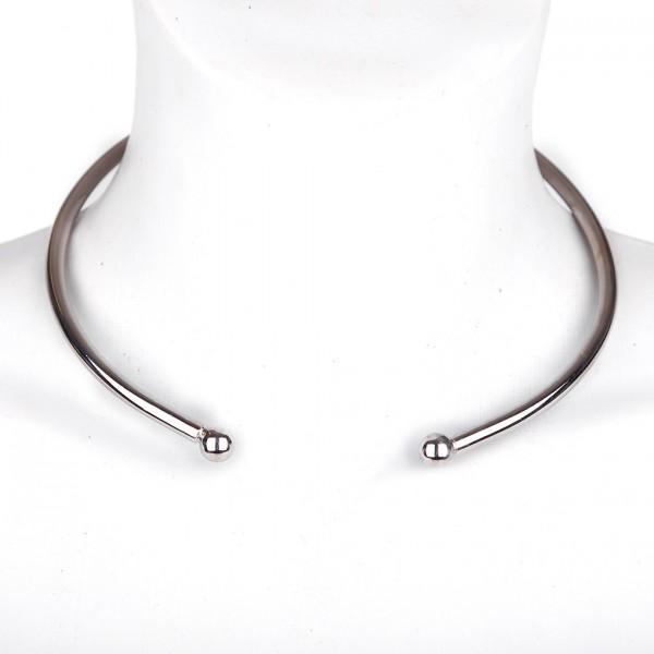 Choker Halskette - Silber