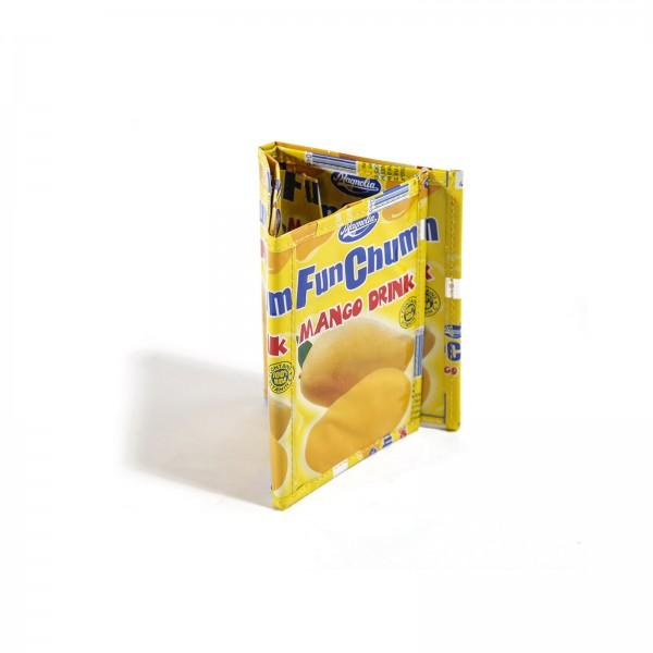 Mango Drink Recycling Geldbörse
