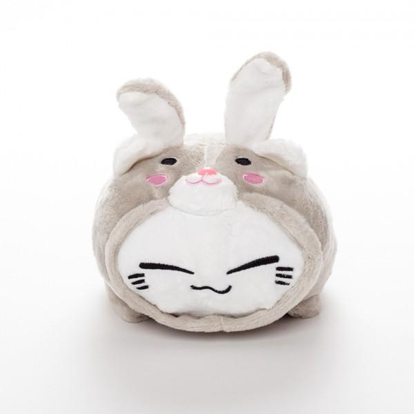 Geekinvader Nemu Neko XS Plüschtier Katze im Hasen Kostüm