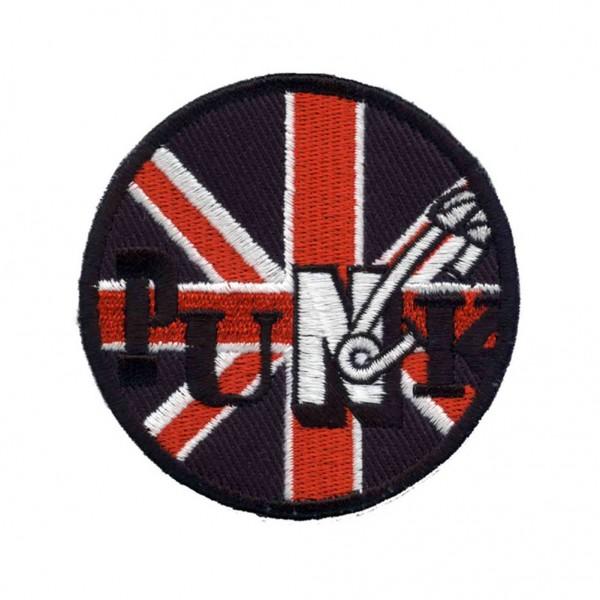 Punk UK Flagg Patch