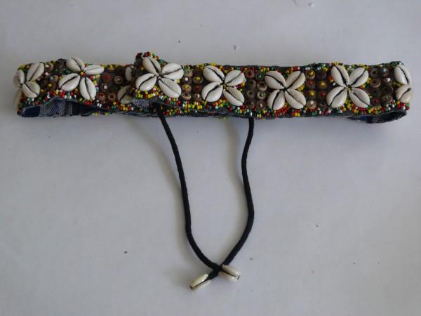 Handgefertigter Sommer Muschel Gürtel Verstellbar Fair Trade