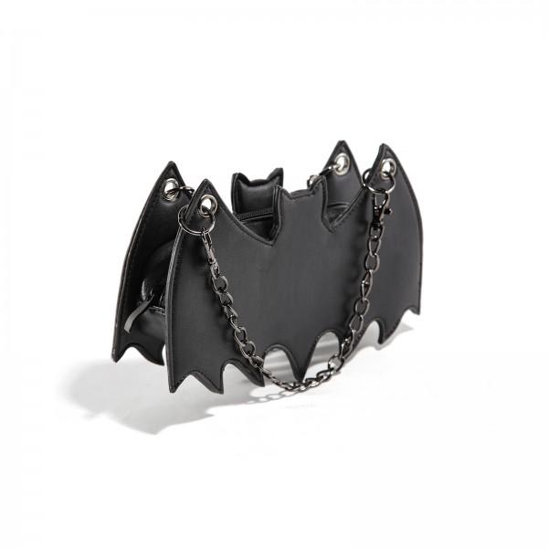 Banned Occult Fledermaus Handtasche