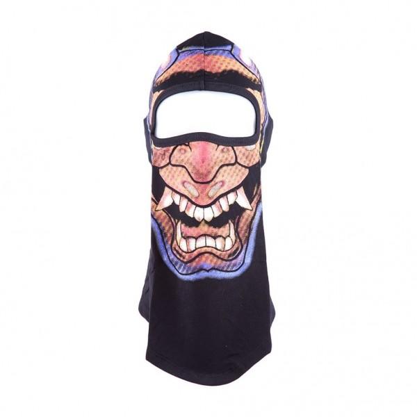 Japanische Hania Sturmmaske sehr Hochwertiger Aufdruck