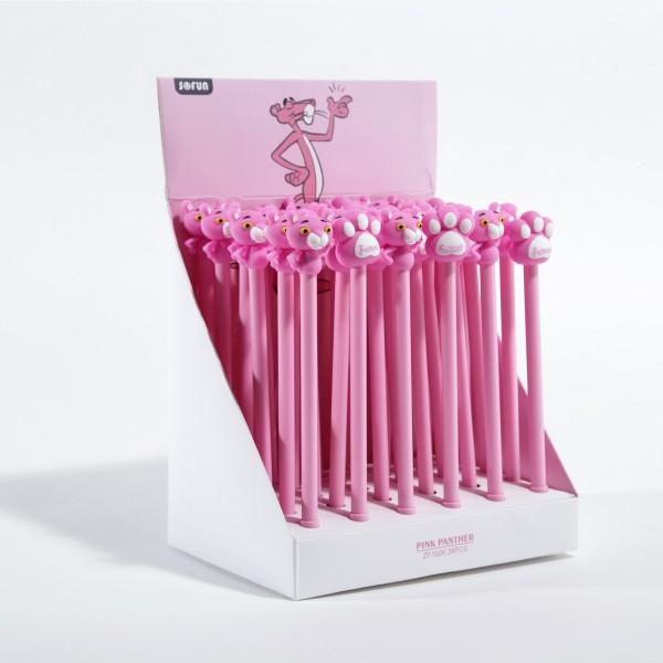 Pink Farbener Panther Kulli