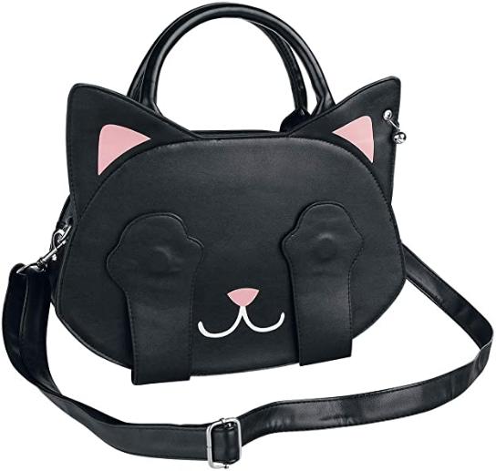 Banned Tricks Katzen Handtasche
