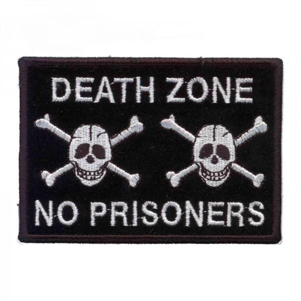 Death Zone Totenkopf Piraten Patch