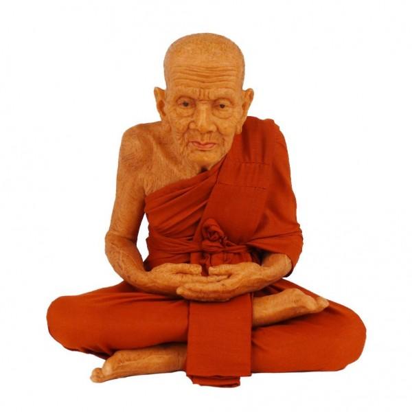Mönch aus Fiberglass Long Phu Toud