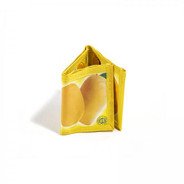Fruchtsaft Geldbörse aus Recycling Material