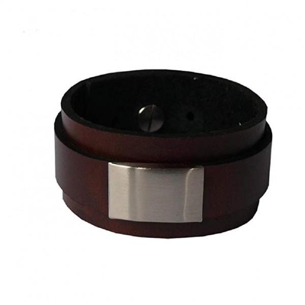 Hochwertiges Unisex Lederarmband |Wristband Wickelarmband |Manschetten- Surfer-Freundschaftsband |üb
