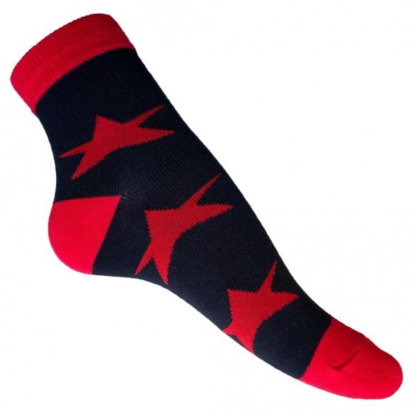Hasta La Victoria Siempre Stern Socken one size