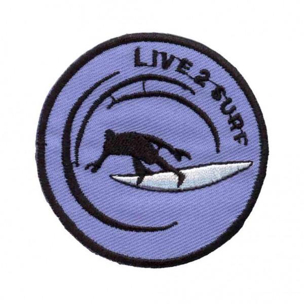 Live 2 Surf Patch