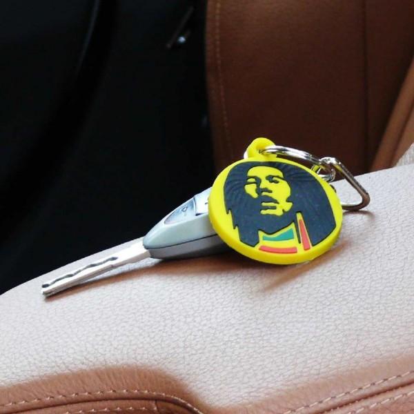 Bob Marley Schlüsselanhänger