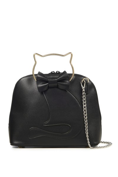 Banned Dixie Kitty Cat Bowling Bag