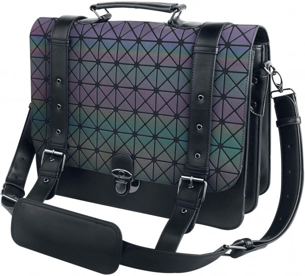 Banned Prisma Holographic Handtasche