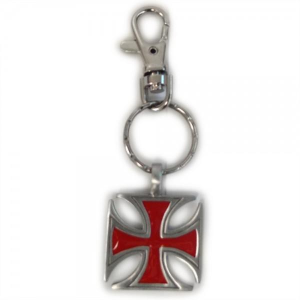 Schlüsselanhänger mit Eisernem Kreuz