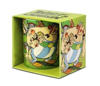 Asterix und Obelix Kafeebecher ca.300ml