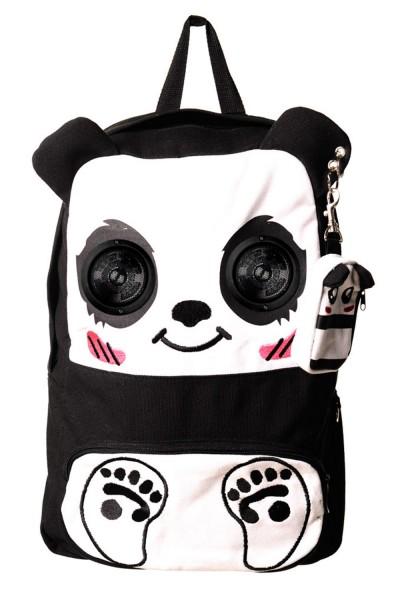 Banned Panda Lautsprecher Rucksack