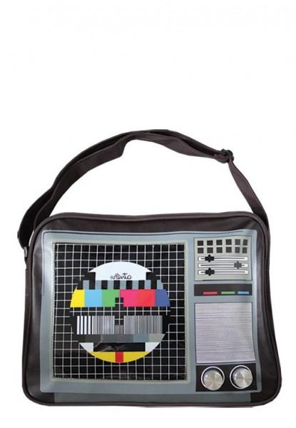 Viento TV Standbild Messenger Tasche