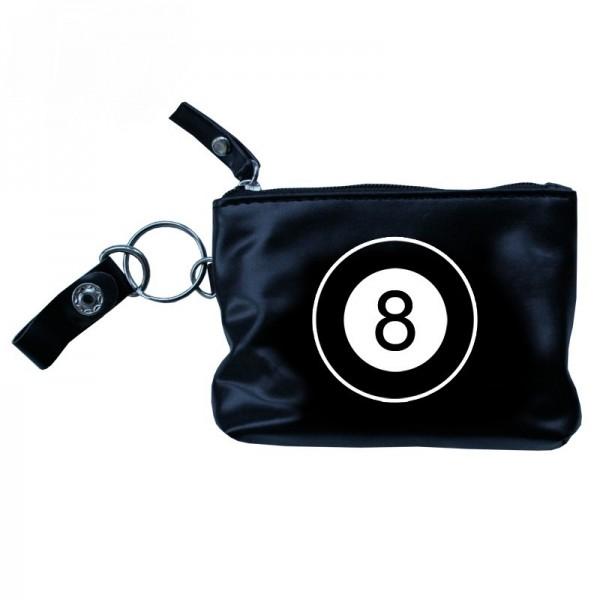 8 Ball Münzbörse