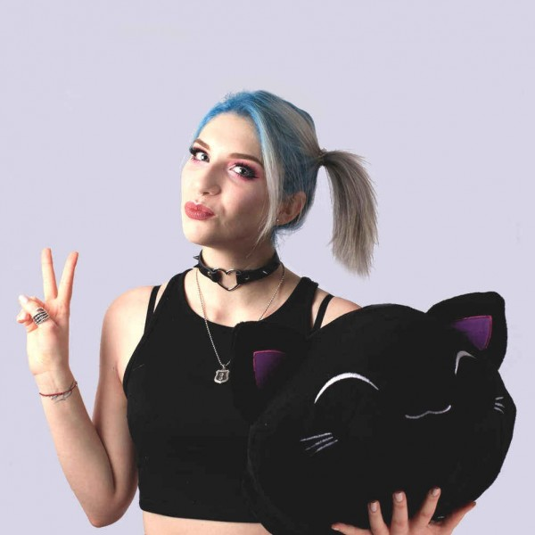 Geekinvader Nemu Neko Plüschtier Katze