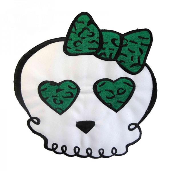 Sweety Skull Aufbügler XXL