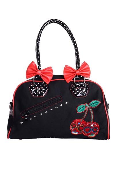 Banned Kirschen Handtasche