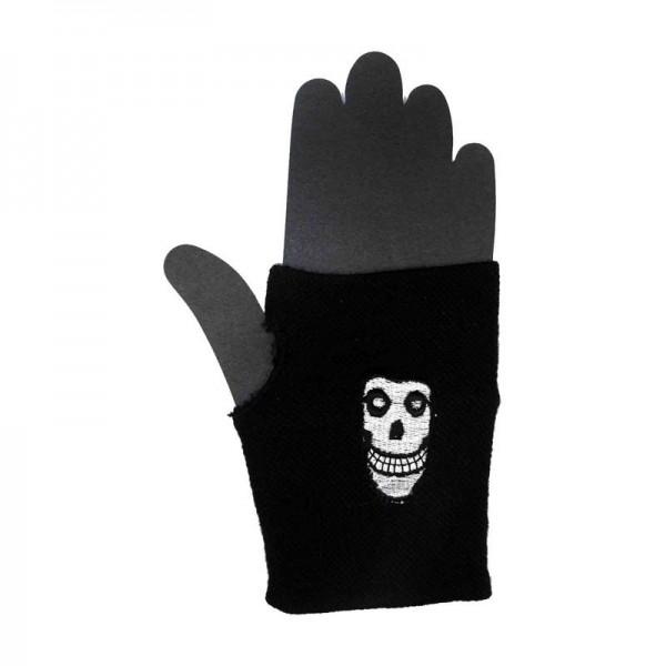 Fingerlose Handschuhe Misfits Skull