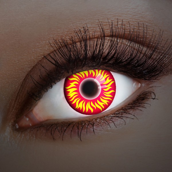 UV Fire In Your Eyes
