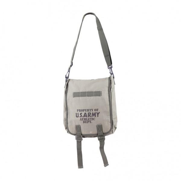 Militär Schultertasche mit U.S Army Aufdruck Kampftasche