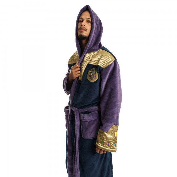 Thanos Gauntlet Outfit Bademantel