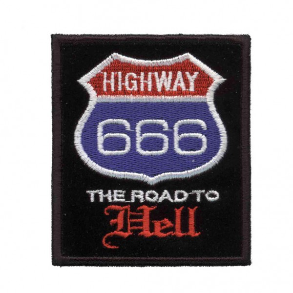 666 The Road to Hell Patch