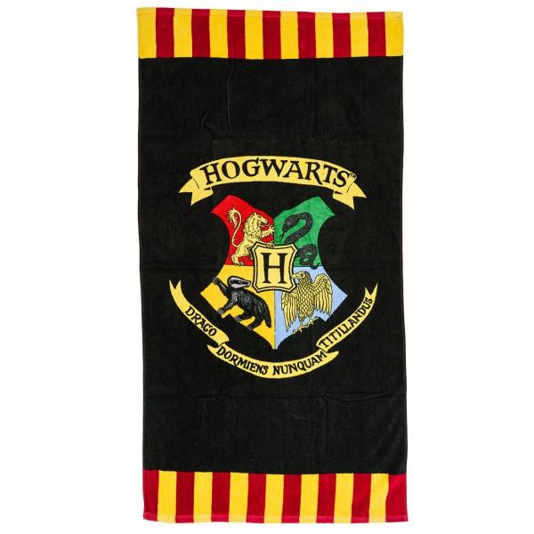 Harry Potter Hogwarts Baumwolle Handtuch 150cm x 75cm