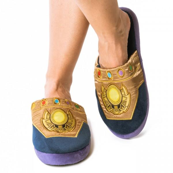 Marvel Thanos Avengers Infinity War Hausschuhe
