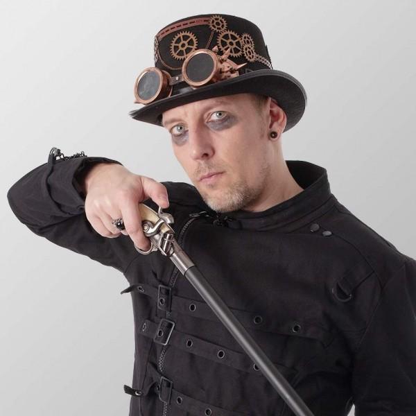 Gehstock Victorianische Pistole