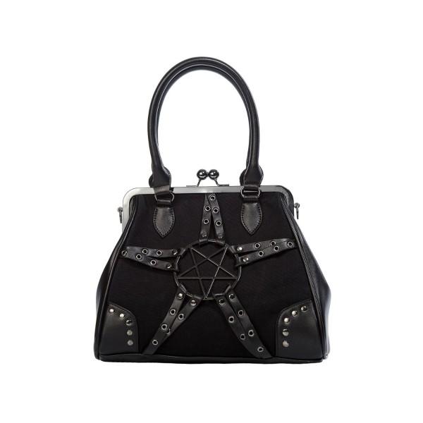 Banned Restrict Gothic Occult Handbag