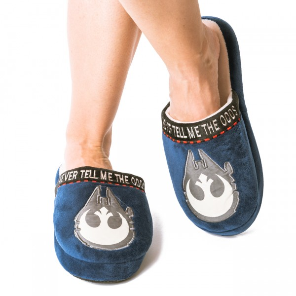 Star Wars Han Solo Millennium Falcon Hausschuhe