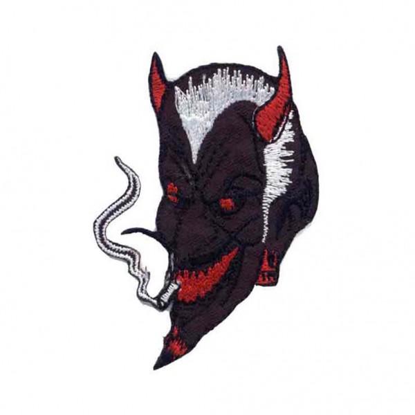 Rauchender Teufel Patch