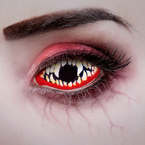Snapped Sclera